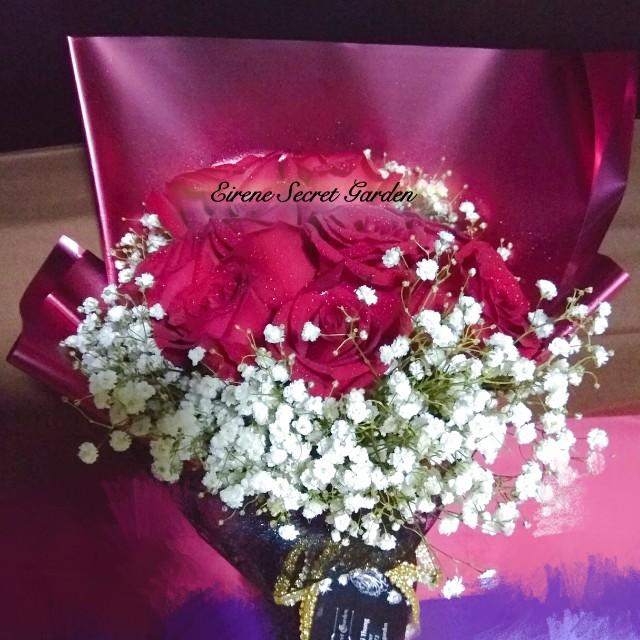 Flower bouquet/hand bouquet/birthday bouquet/anniversary bouquet ...