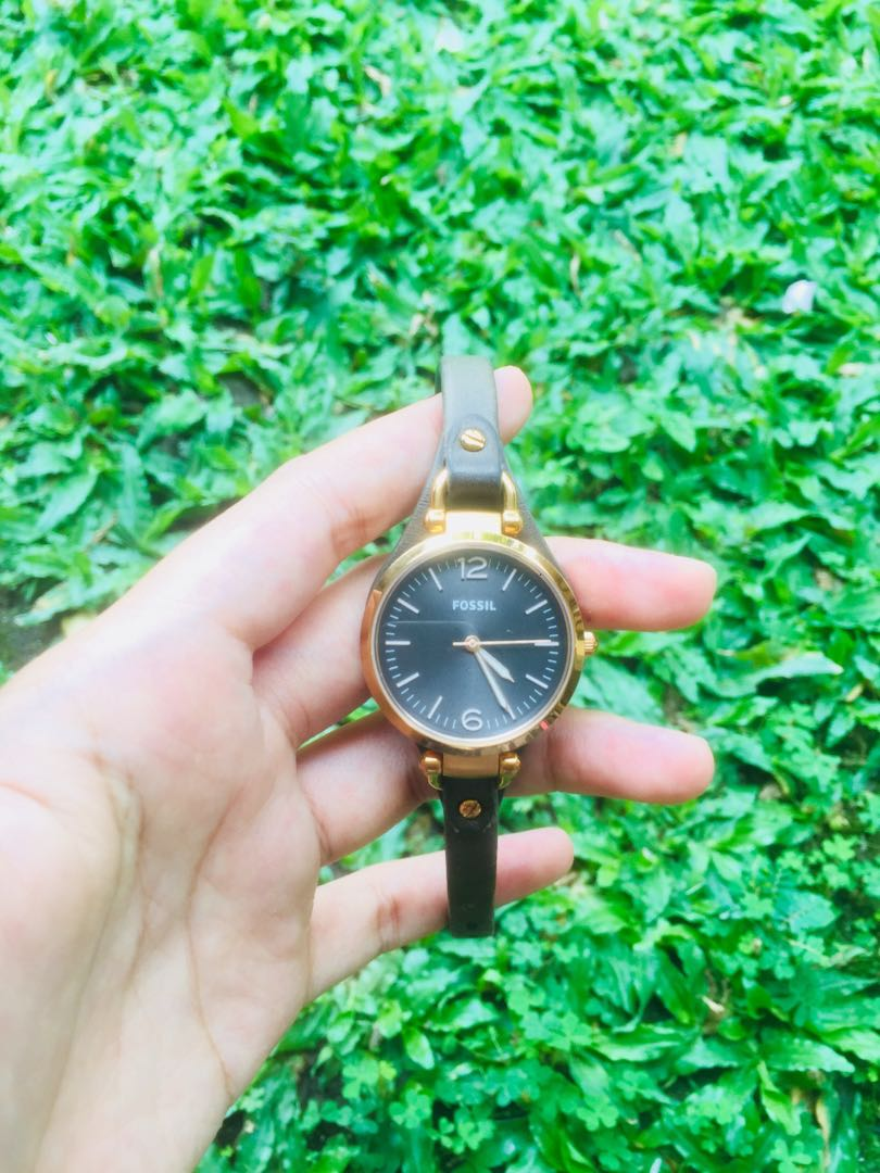 Fossil Es3077 Luxury Watches On Carousell Original Photo