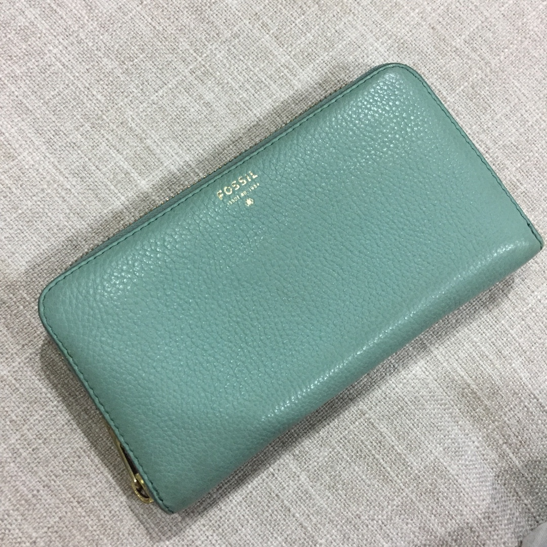 Fossil Sydney Zip Phone Wallet