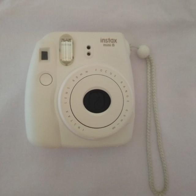 Fujifilm Instax mini 8 white