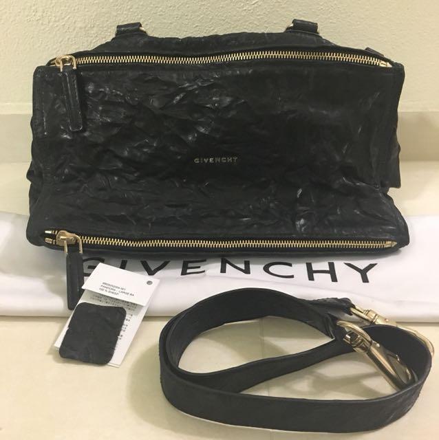 Givenchy Pandora Distressed Bag