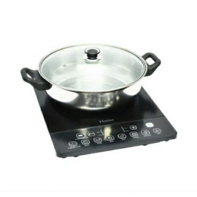 Haier Induction Cooker Dapur Elektrik Kitchen Liances On Carou