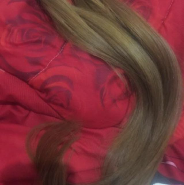 Hair extention/ hair ekstention