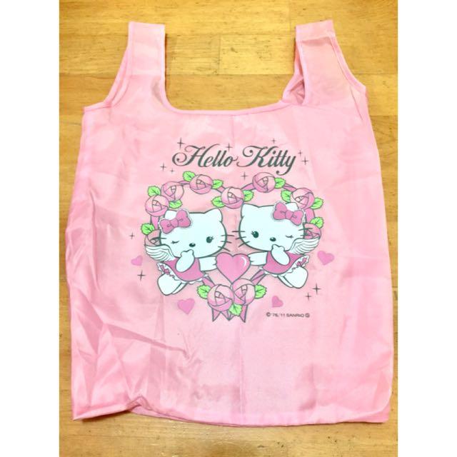 Hello Kitty購物袋/環保袋