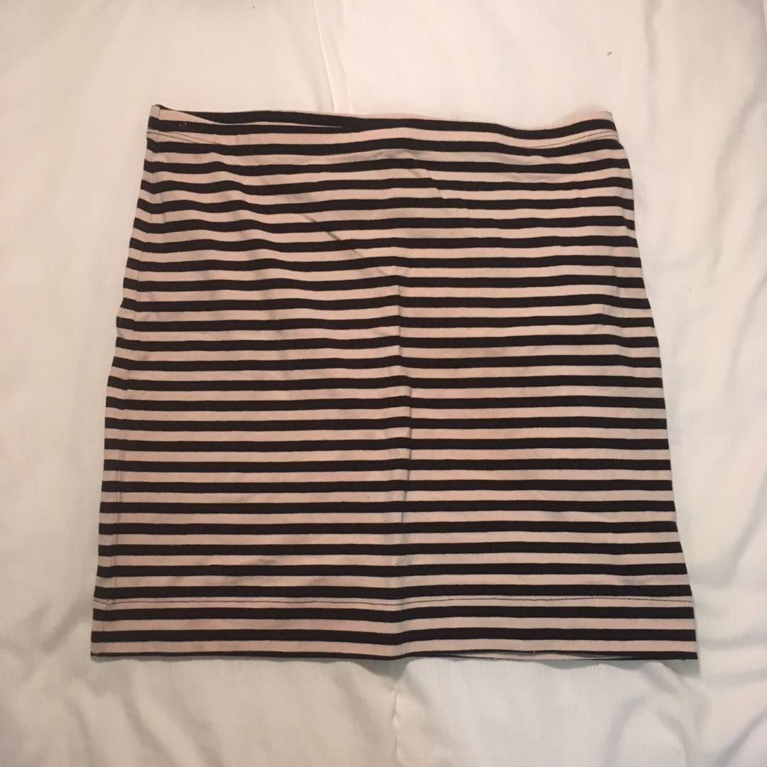 H&M TUBE TOP/SKIRT