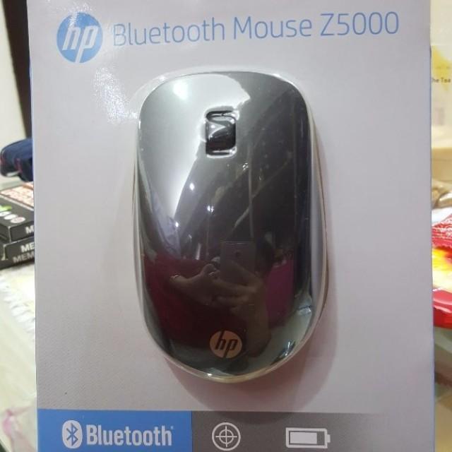 HP滑鼠 Z5000藍芽無線