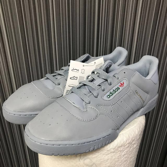 2f6d06255d6 In Stock) US8.5 Adidas Yeezy Powerphase Calabasas Grey