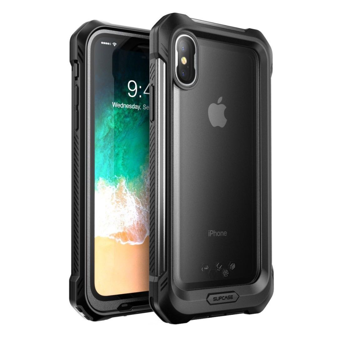 finest selection ffff9 f868d [IN-STOCK] iPhone X Waterproof Case, SUPCASE [Unicorn Beetle Storm] iPhone  10 Waterproof Full-body Rugged Case with Built-in Screen Protector for ...