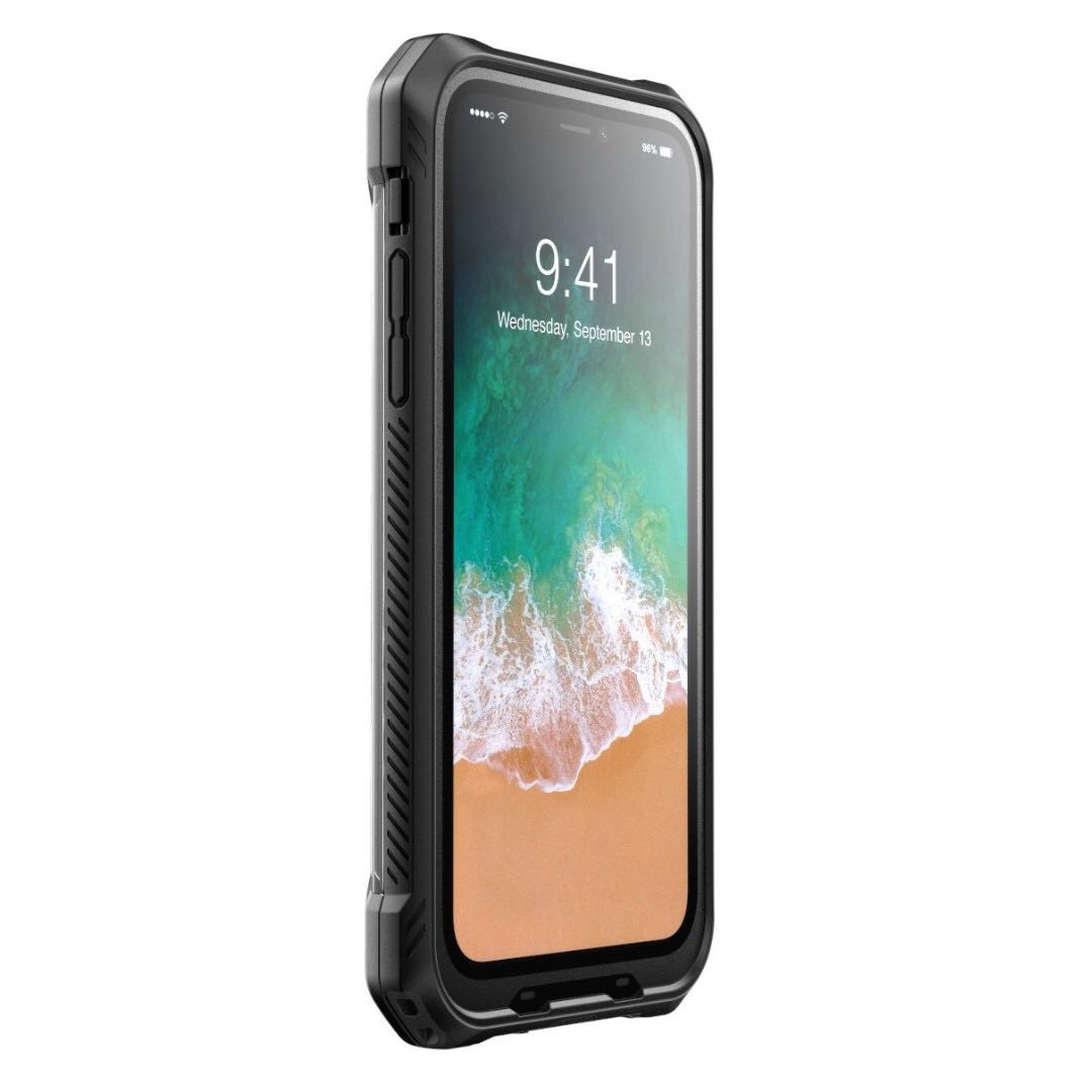 finest selection 5b0f7 9dee6 [IN-STOCK] iPhone X Waterproof Case, SUPCASE [Unicorn Beetle Storm] iPhone  10 Waterproof Full-body Rugged Case with Built-in Screen Protector for ...