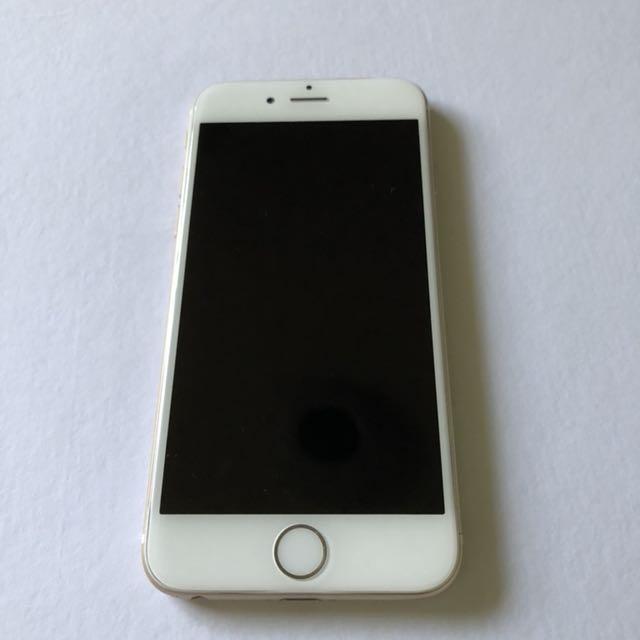 iPhone 6 Globe-locked