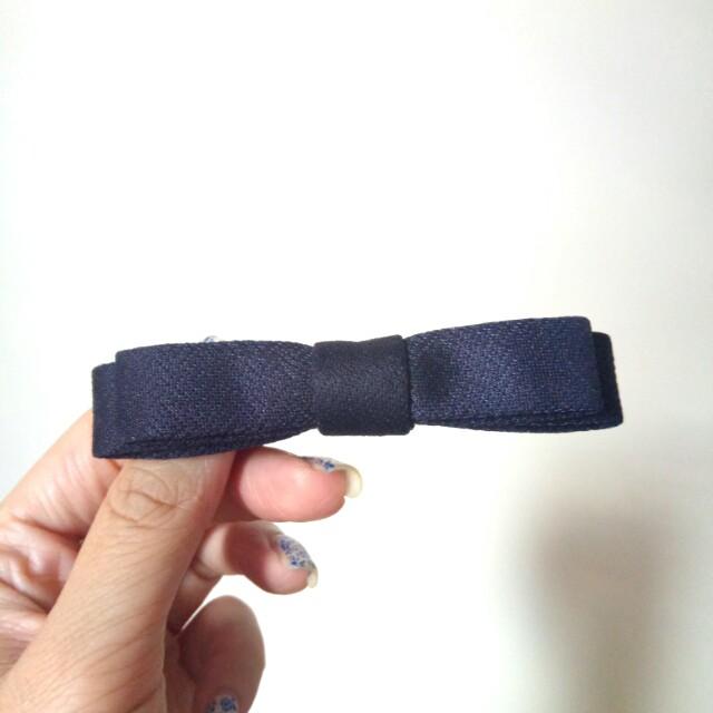Jepitan rambut korea / pita / ribbon