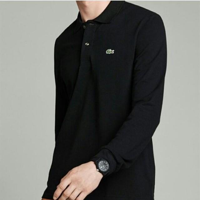 d79dcfd211d8 LACOSTE long sleeve 💯% original