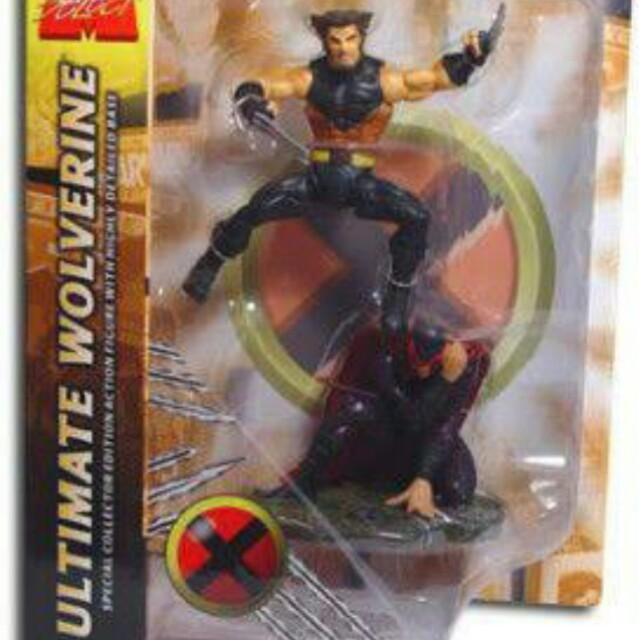 Marvel Diamond Select Ultimate Wolverine