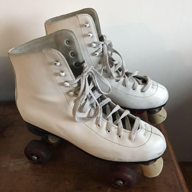 Men's size 11 Roller Skates