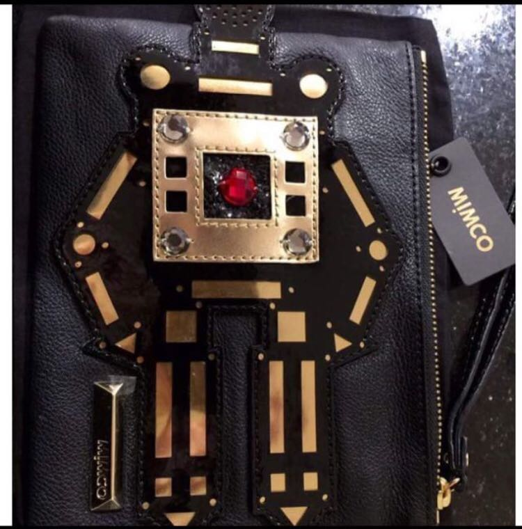 MIMCO AUTOMATA POUCH LIMITED EDITION