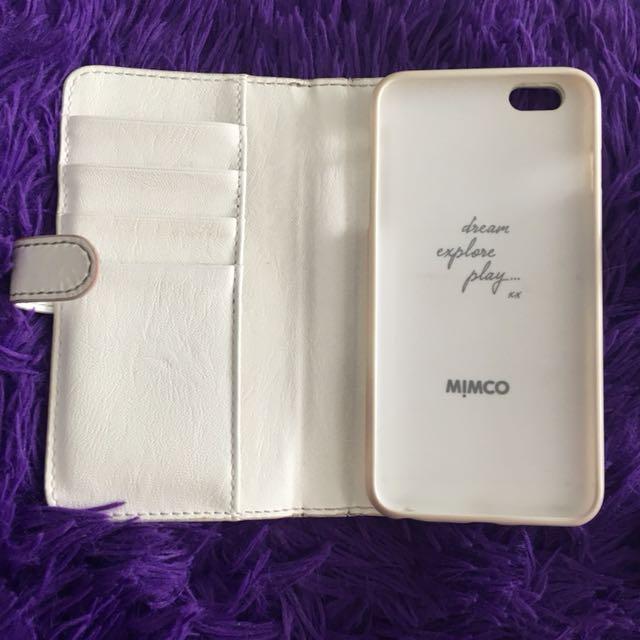 Mimco iphone 6splus phone case