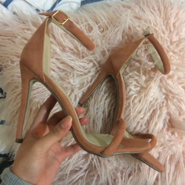 Missguided Pink High Heels