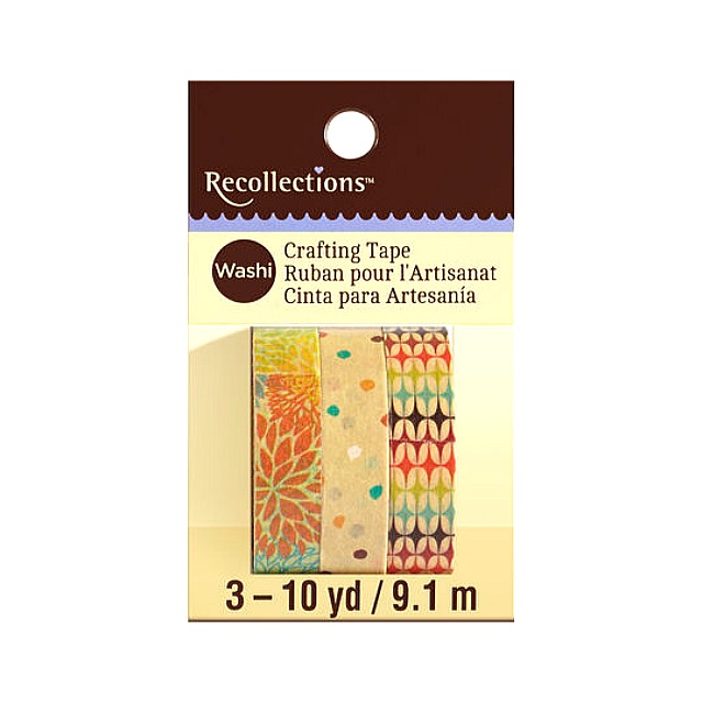 Mod Print Washi Tape by Recollections