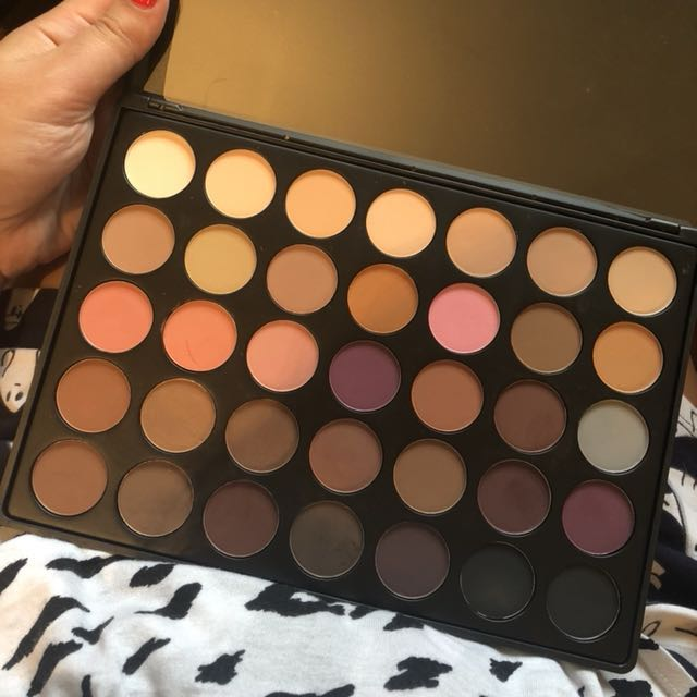Morphe 35N Eyeshadow Palette