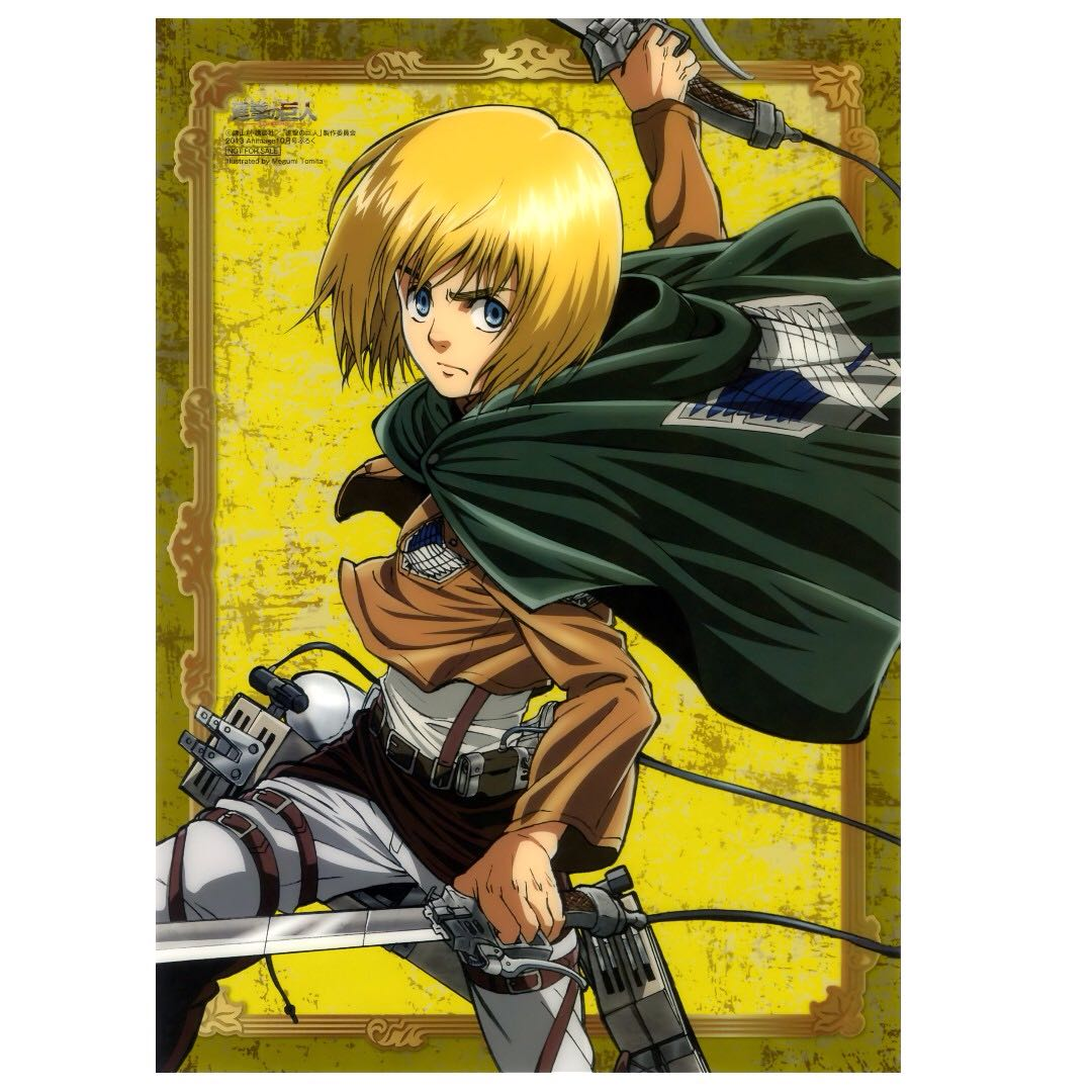 MUST GO (prices reduced already): Various anime posters: Attack on Titan, Noragami, Sword Art Online, Madoka Magica