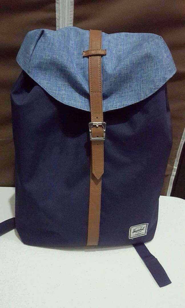 5a88e5969fb Navy Blue Herschel Backpack
