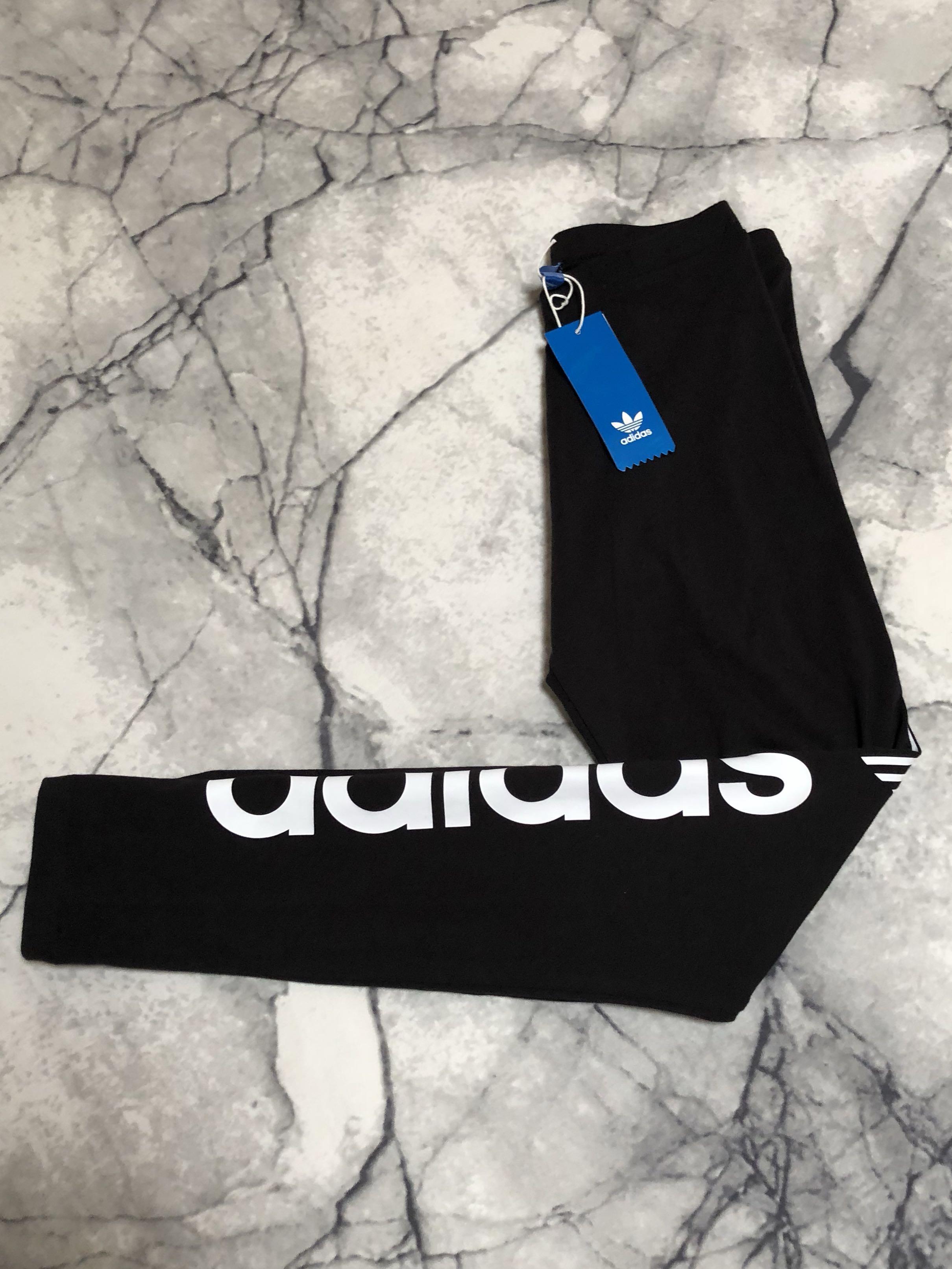 {NEW} adidas leggings