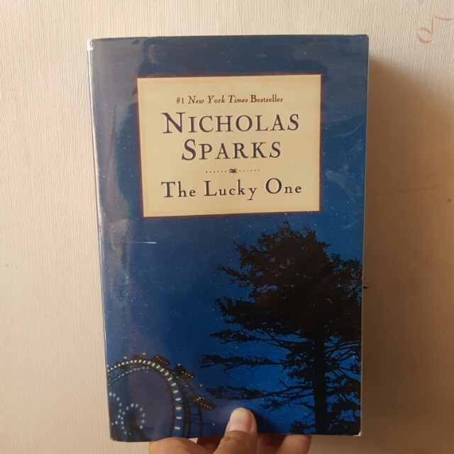 Nicholas Sparks, The Lucky One