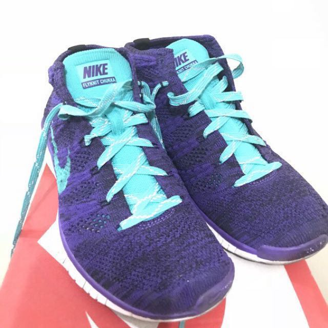Nike Flyknit Chukka REPRICED