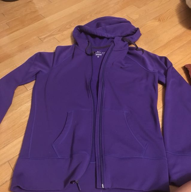 Nike Thermal Wear Zip-Up Sweater