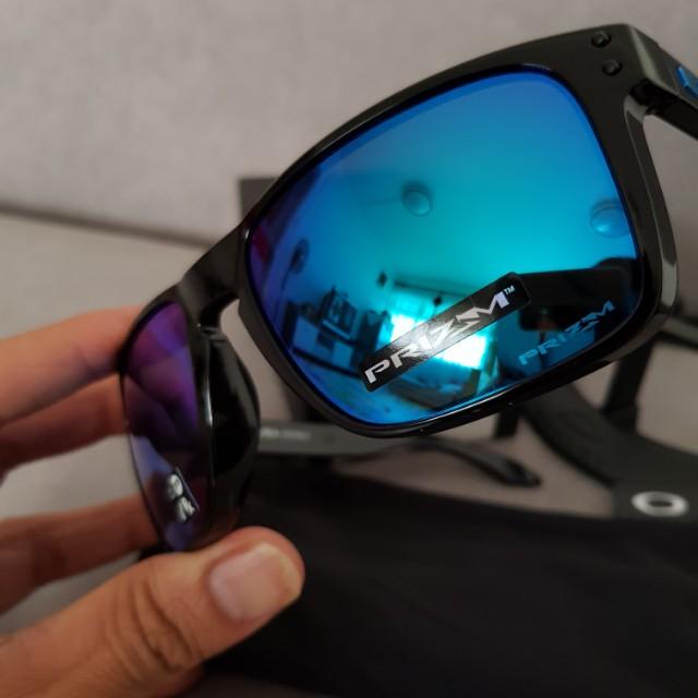 cf61c7cee46 Oakley holbrook XL prizm sapphire iridium oo9417-0359