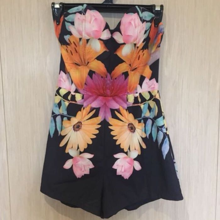Ohpolly playsuit