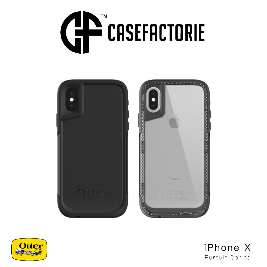 los angeles 4077a 196a1 Otterbox Pursuit Case for iPhone X/Xs