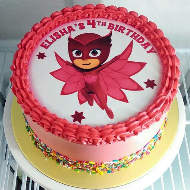 Nutella Birthday Cake Singapore
