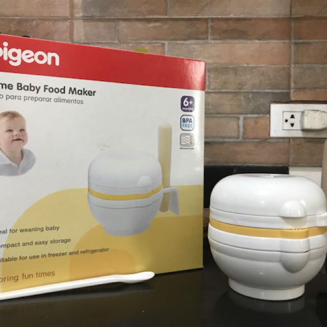 Pigeon Home Baby Food Maker for Php 509