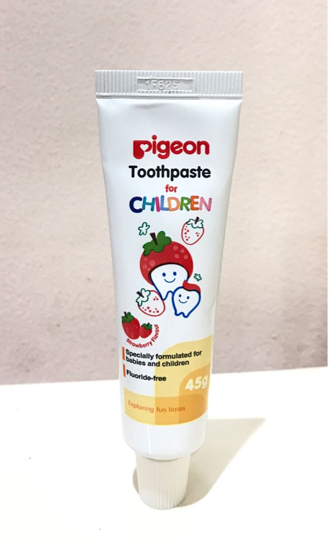 Pigeon Toothpaste for children