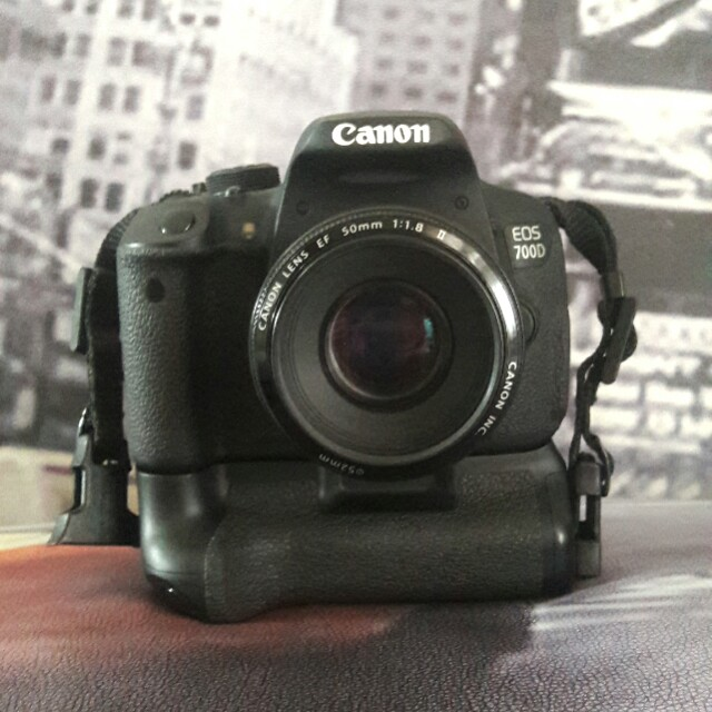 Pre-loved Canon 700D