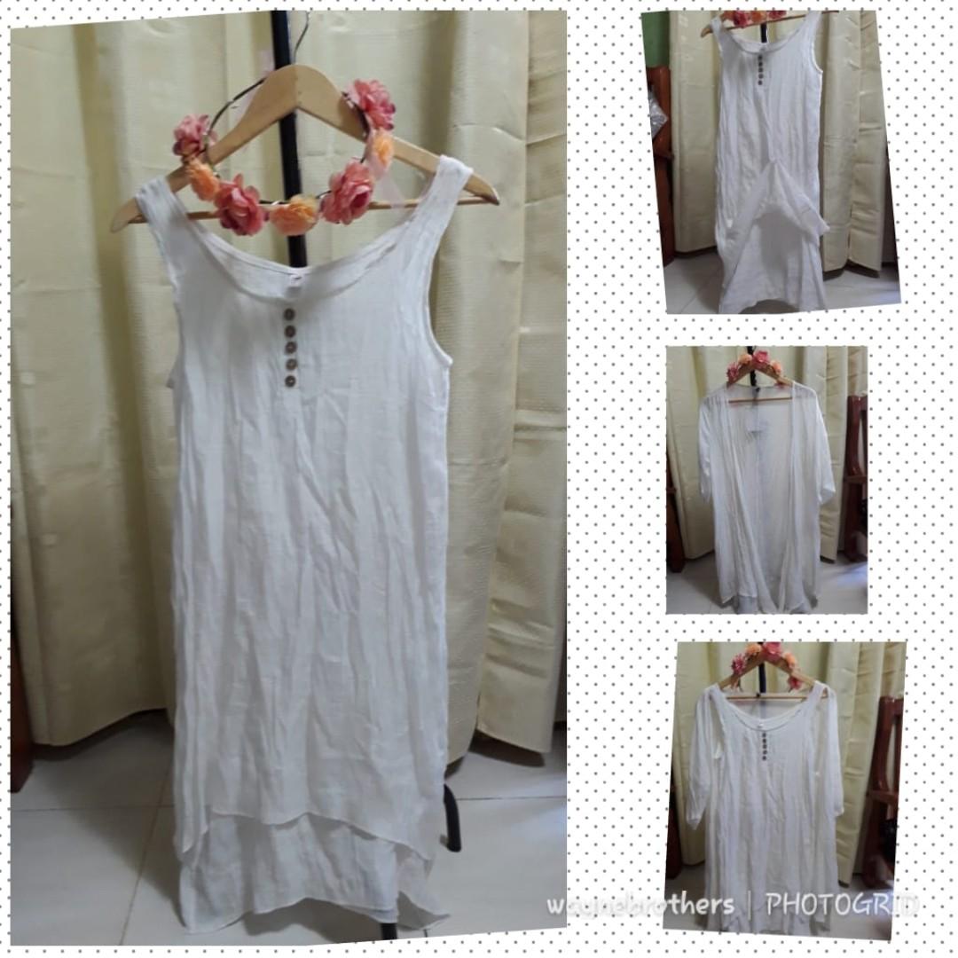 preloved korean boutique dress
