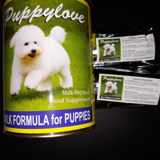 Puppy Love Milk Formula
