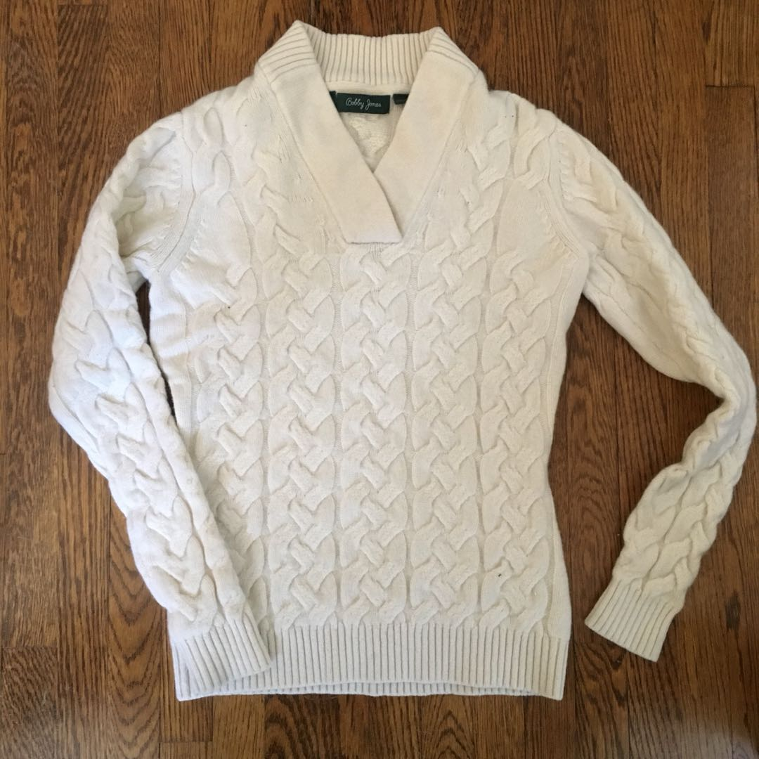 Reduced*100% cashmere size S