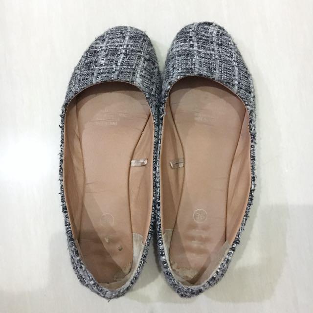 Rubi cottong on flatshoes