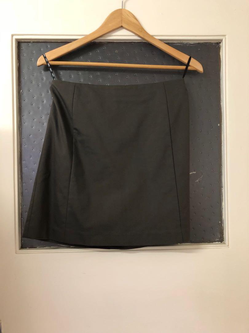 SABA Khaki skirt
