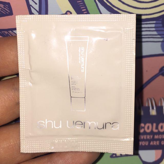 Shu uemura block booster primer moisturizer
