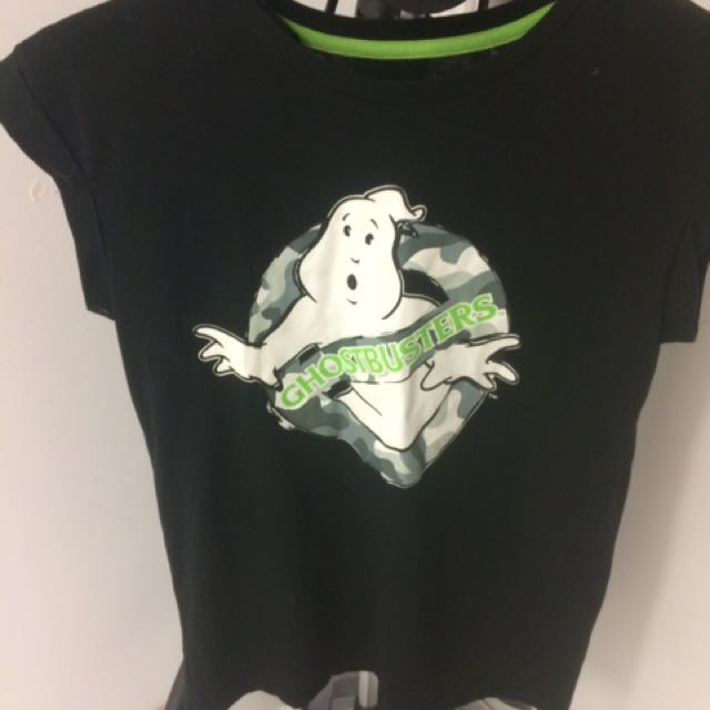Size 10 Ghostbusters shirt