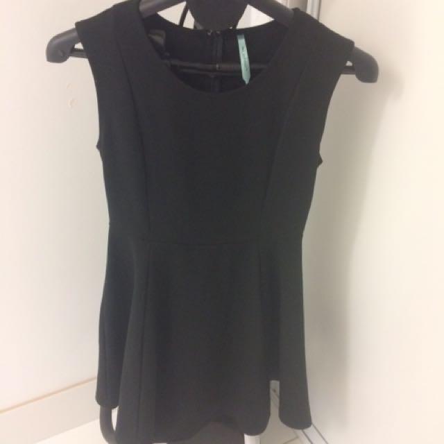 Size 8 Black dress