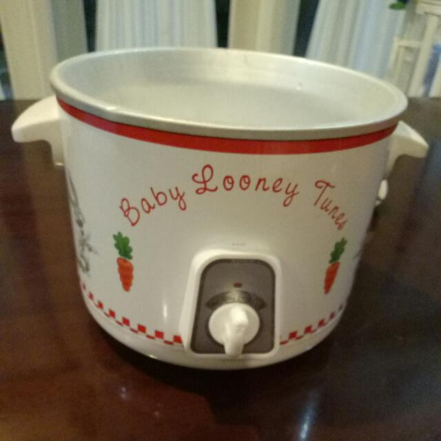 slow cooker looney tunes 1.0 l