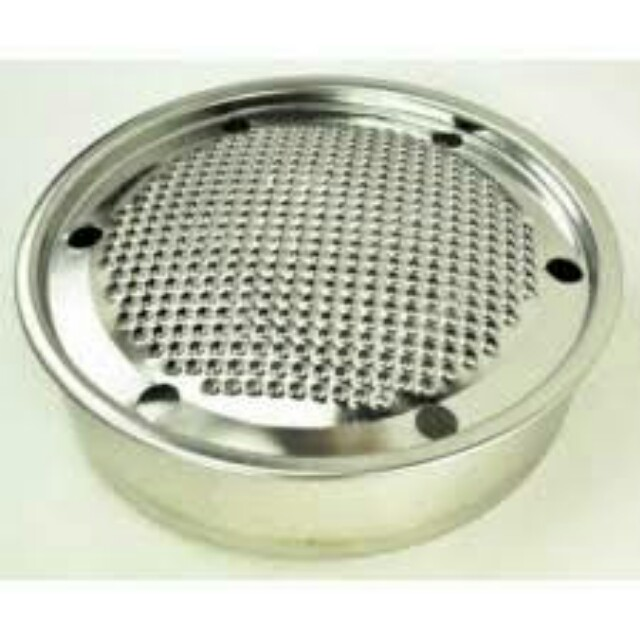 Stainelss steel round bowl cheese grater