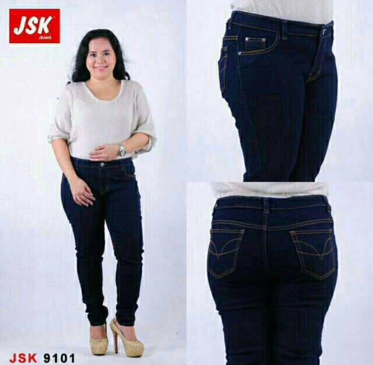 Strech Jeans JSK (Jumbo Size)