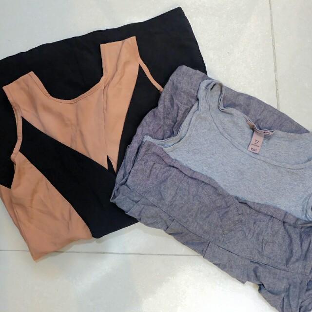 Take All: H&M Dress & Bangkok Dress