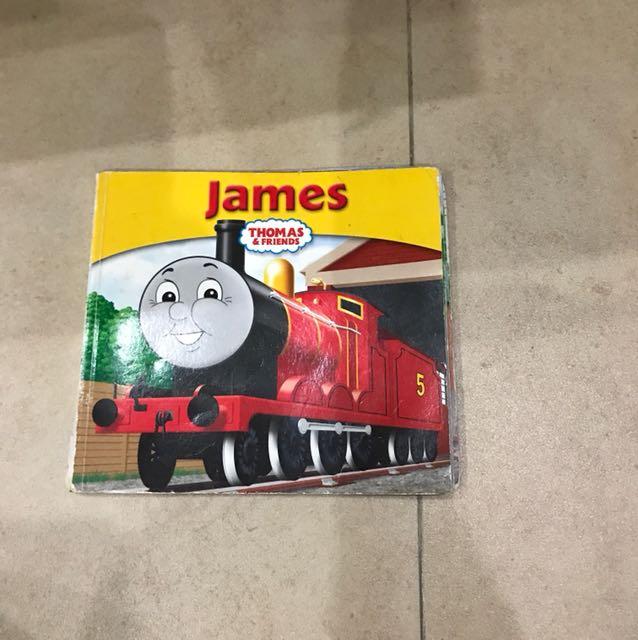 Thomas & Friends - james