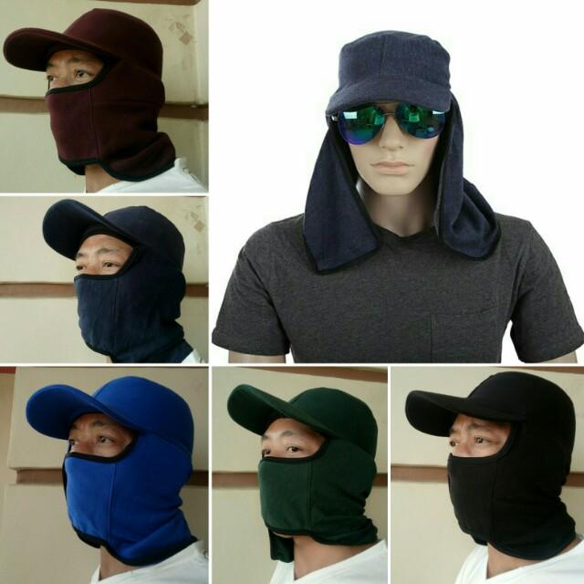 Topi jepang plus masker 176d60eb60